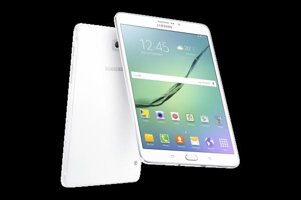 Galaxy Tab S2: два очень тонких планшета от Samsung