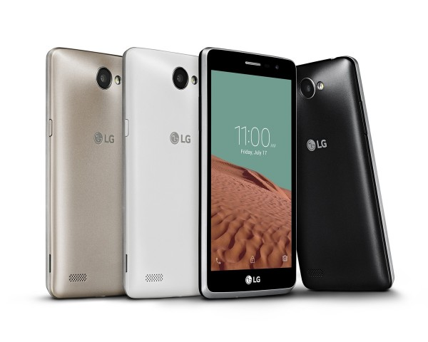 Bello II — «бюджетник» от LG на базе Android 5.1.1