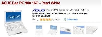 Новый Eee PC от Asus