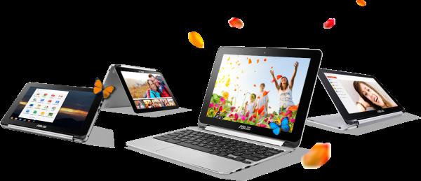 Chromebook Flip C100: 900-граммовый хромбук-трансформер от ASUS