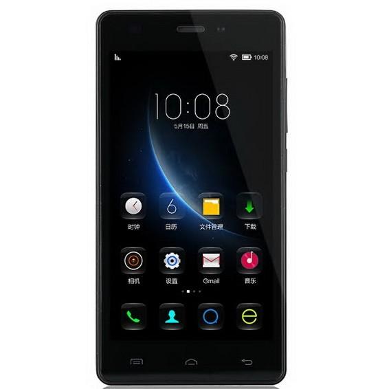 DOOGEE X5 — смартфон с LTE за