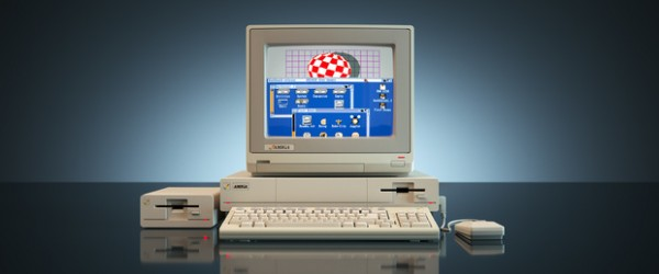 Commodore Amiga исполнилось 30 лет