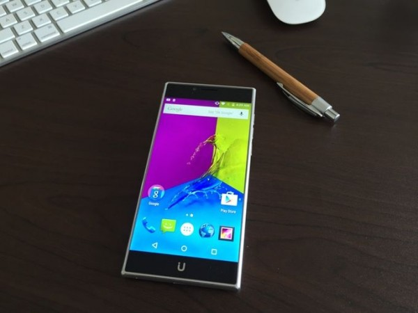 Ubik Uno — мощный «безрамочный» смартфон за 345 долларов