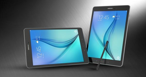 Galaxy Tab A: новый планшет со стилусом от Samsung