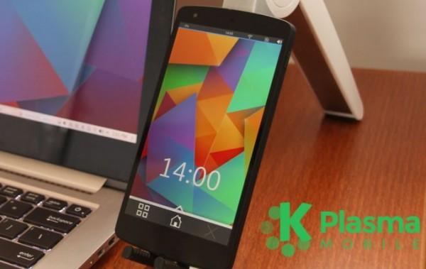 Plasma Mobile: бесплатная Linux-подобная ОС для смартфонов