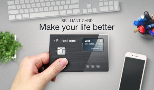 BrilliantTS — умная кредитная карта