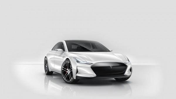 Электрокар Youxia X: Tesla Model 3 из Поднебесной