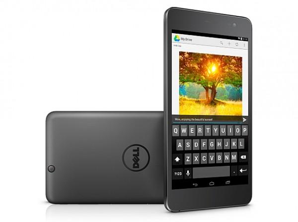 Dell Venue 7 3741 — бюджетный планшет с поддержкой телефонных звонков