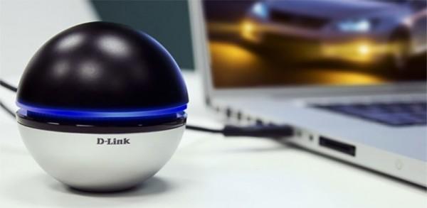 AC1900 Wi-Fi USB — сферический адаптер от D-Link