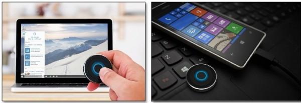 Satechi BT Cortana Button — кнопка для запуска Cortana