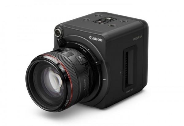 Canon ME20F-SH: камера для кромешной тьмы