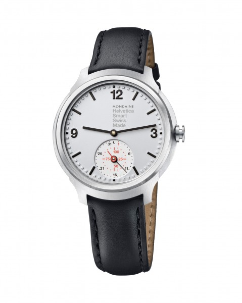Mondaine Helvetica 1 — умные швейцарские часы