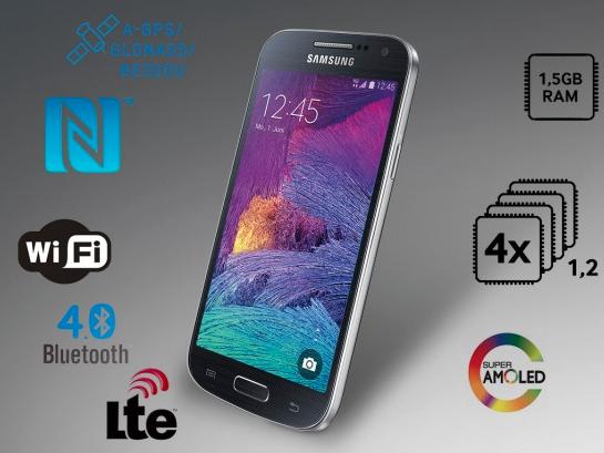 Galaxy S4 mini plus — обновленный «мини-флагман» от Samsung