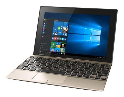 Toshiba Dynabook N40 — планшет под управлением Windows 10