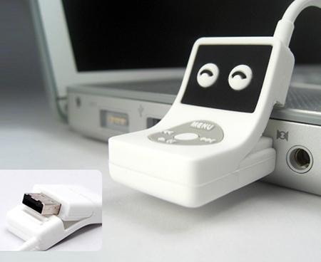 Флешка в виде Apple iPod