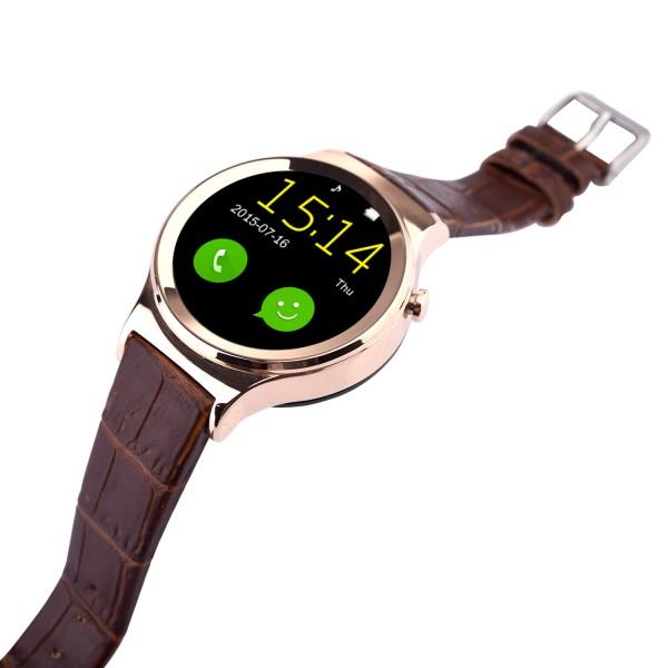 NO.1 Watch S3: красивые смарт-часы с телефоном