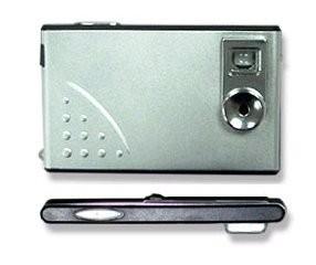 Новый ультратонкий фотоаппарат