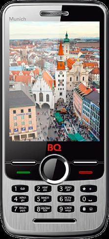 BQ Munich — металлический телефон с открывалкой для бутылок