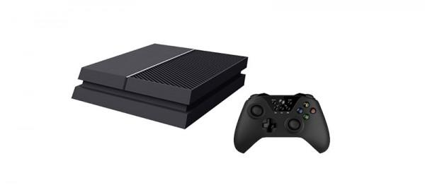 OUYE — «клон» PS4, OUYA и Xbox One