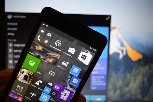Microsoft Surface — новый смартфон из Редмонда