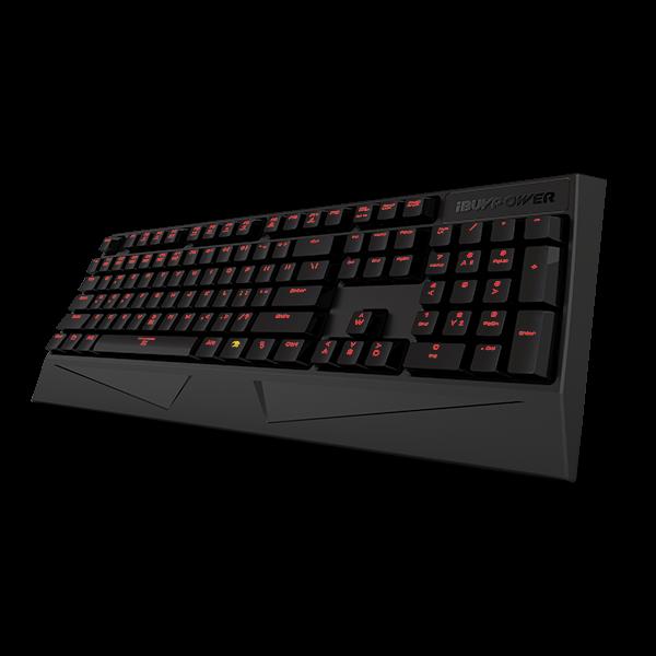 iBuyPower MEK — механическая клавиатура для поклонников компьютерных игр