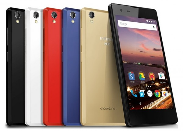 Infinix Hot 2 — «африканский» Android One