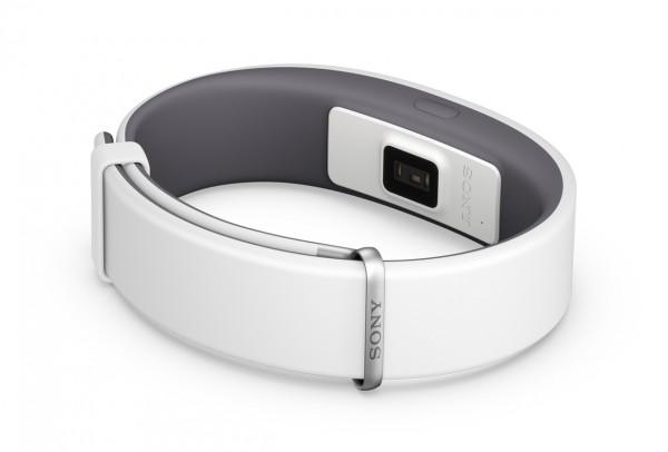 Sony SmartBand 2 — умный браслет с пульсометром