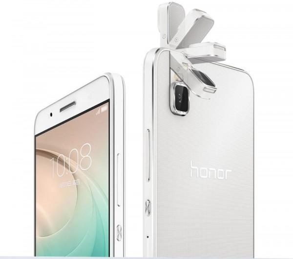 Huawei Honor 7i — смартфон с откидной камерой
