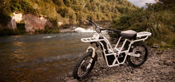Ubco 2x2 — электрический мотоцикл для бездорожья