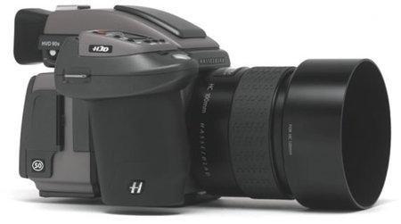 50-мегапиксельная камера Hasselblad H3DII-50
