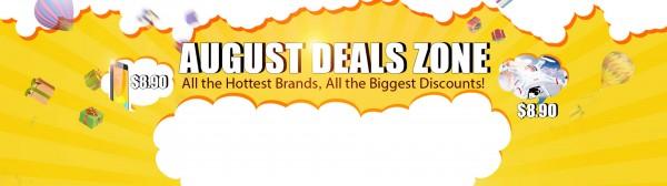 Августовская распродажа от GearBest: гаджеты по