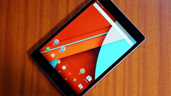 Планшет Google Nexus 8 «засветился» в Geekbench 3