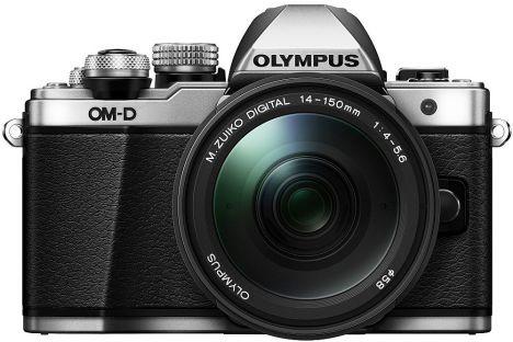 Продажи камеры Olympus OM-D E-M10 Mark II начнутся в сентябре