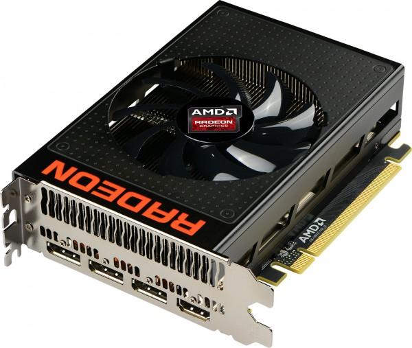 Состоялся официальный анонс AMD Radeon R9 Nano