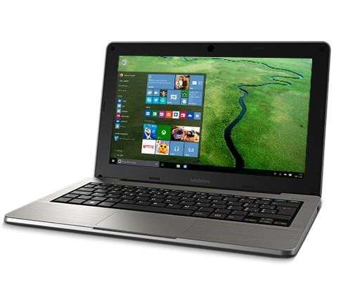 Medion Akoya S2218 — миниатюрный ноутбук за 240 долларов