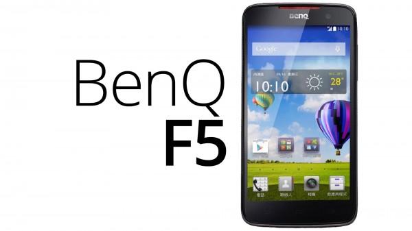 Скажите: «Cheese!» смартфону BENQ F5