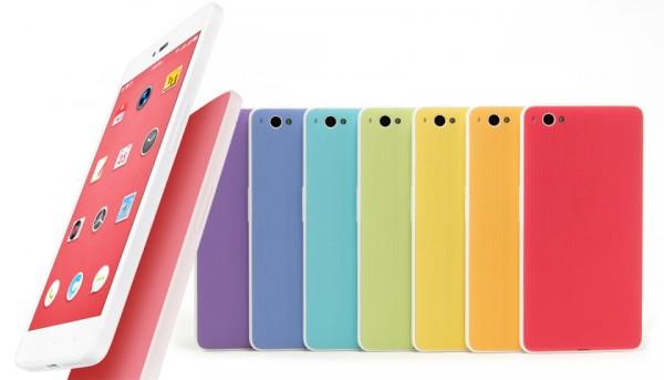 U1 — яркий 5,5-дюймовый смартфон от Smartisan
