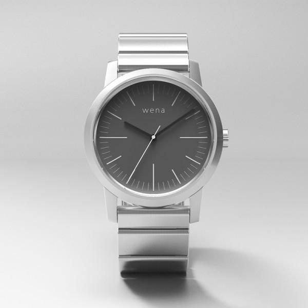 Wena — умные часы от Sony