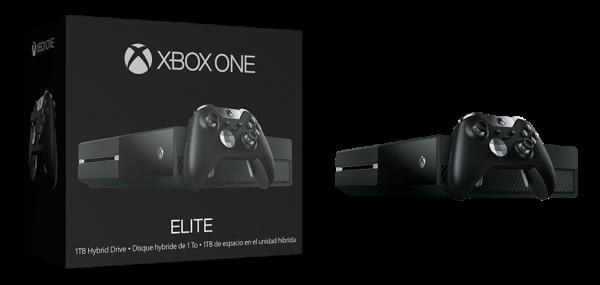 Релиз консоли Xbox One Elite состоится в ноябре