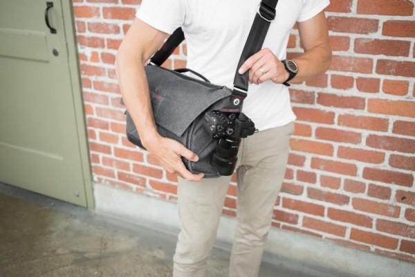 Everyday Messenger — сумка для гаджетов