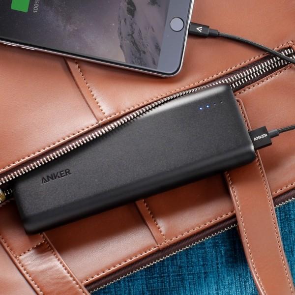Anker PowerCore 20100 — портативная батарея на 20 100 мАч