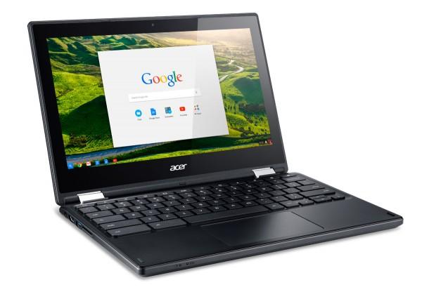 Acer Chromebook R11 — гибрид ноутбука и планшета на базе Chrome OS
