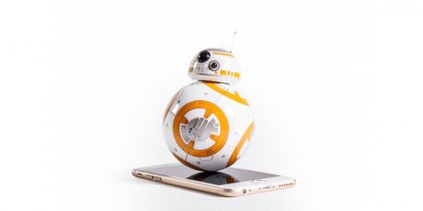 Sphero BB-8: круглый дроид для поклонников «Звездных войн»