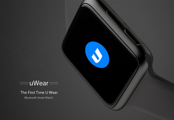 Ulefone uWear: умные часы за 29 долларов