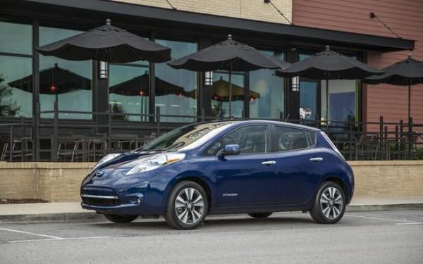 2016 LEAF — обновленный электрокар от Nissan