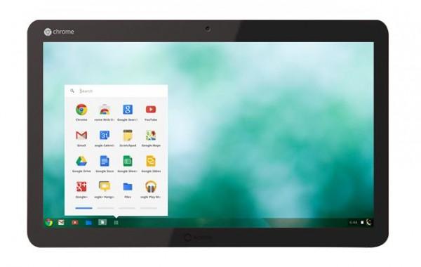 AOpen Chromebase Commercial — моноблок с 21,5-дюймовым экраном