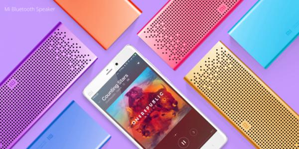 Xiaomi Mi Bluetooth Speaker — недорогая беспроводная колонка в металлическом корпусе