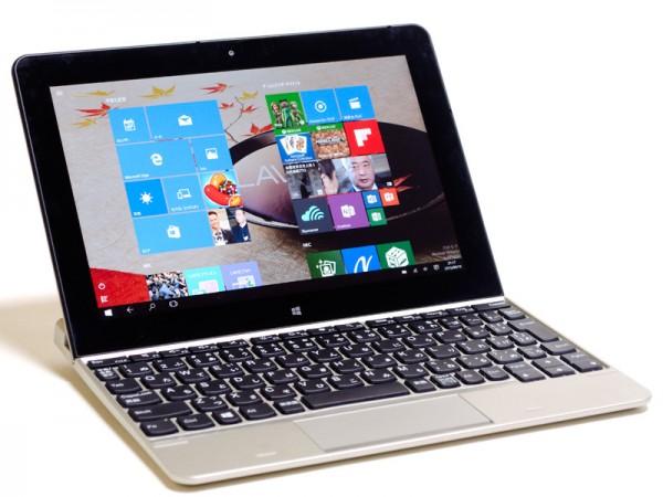 NEC представила новый 10,1-дюймовый планшет LaVie Tab W TW710