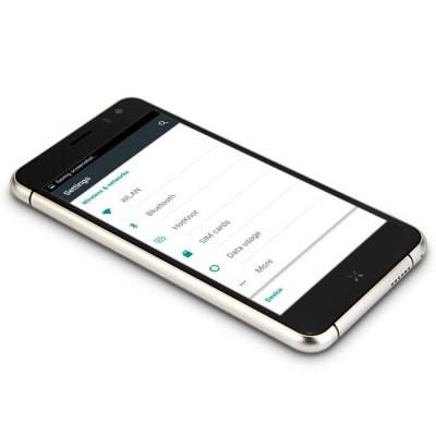 ECOO E05: 5-дюймовый смартфон с 4G и сканером отпечатков