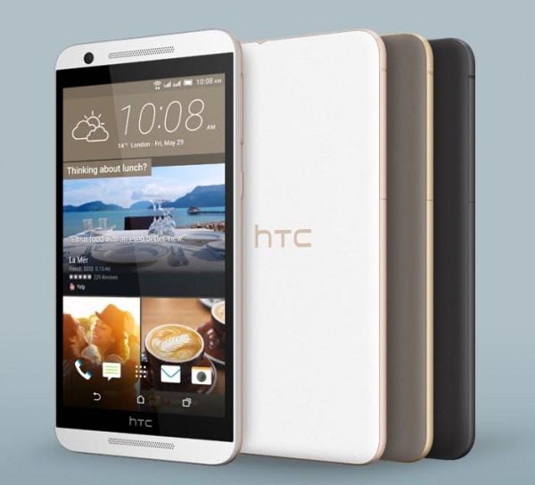 Состоялся «тихий» анонс HTC One E9s